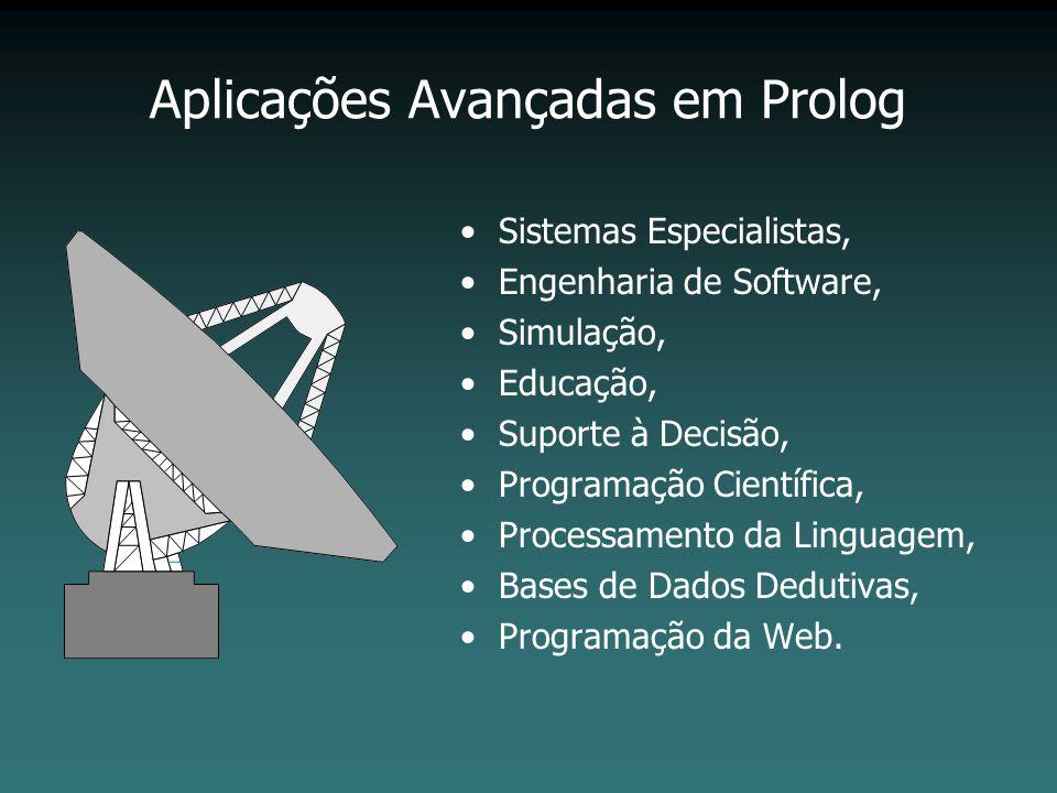 Aplicações Avançadas em Prolog