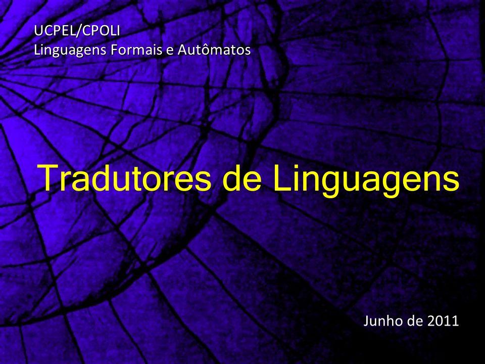 Tradutores de Linguagens