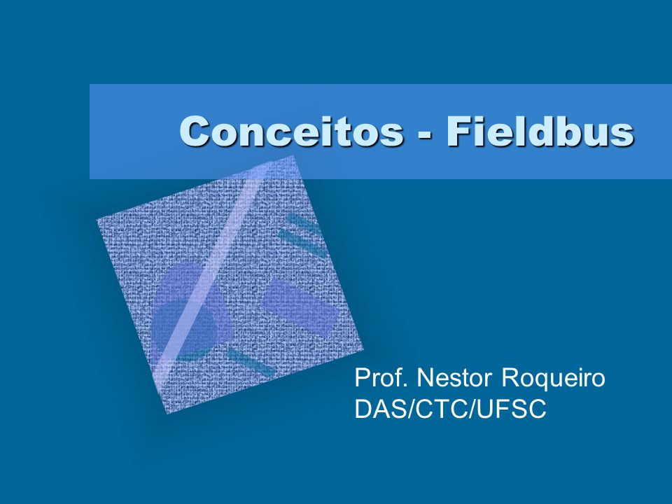 Prof. Nestor Roqueiro DAS/CTC/UFSC
