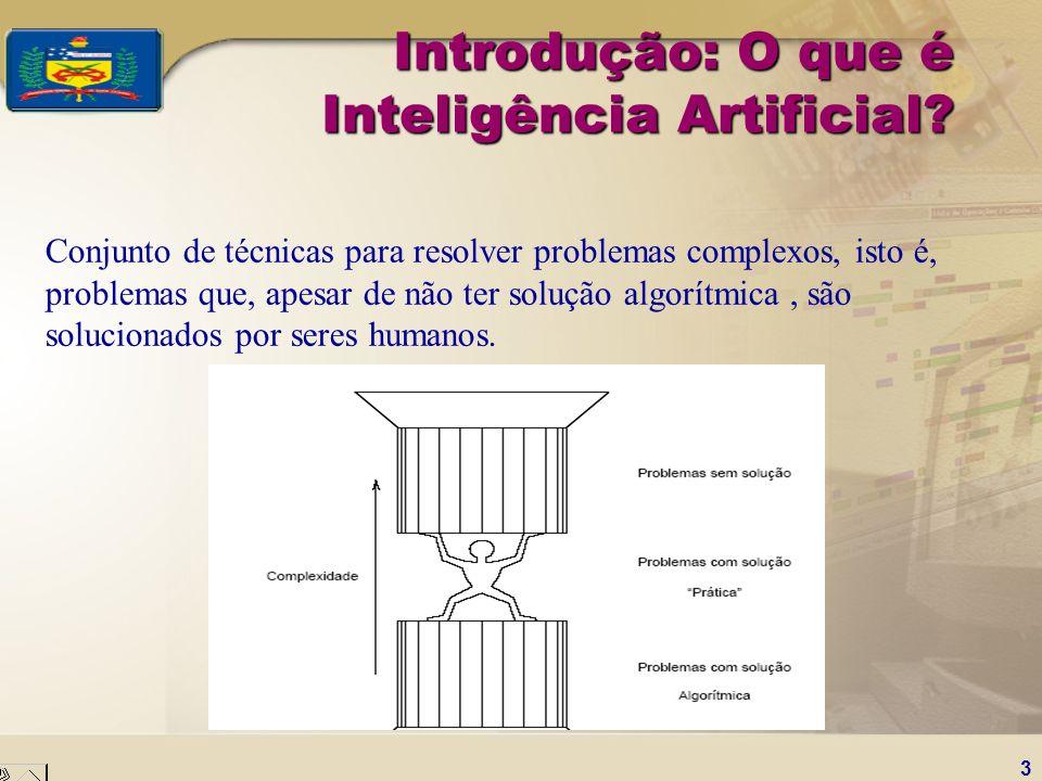 Introdução: O que é Inteligência Artificial