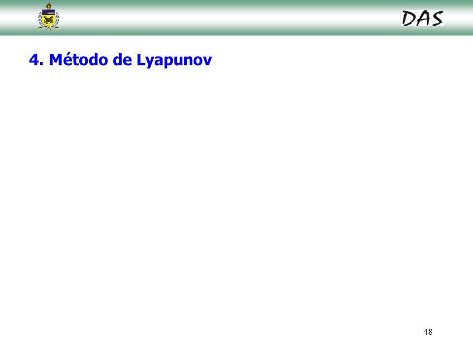 4. Método de Lyapunov