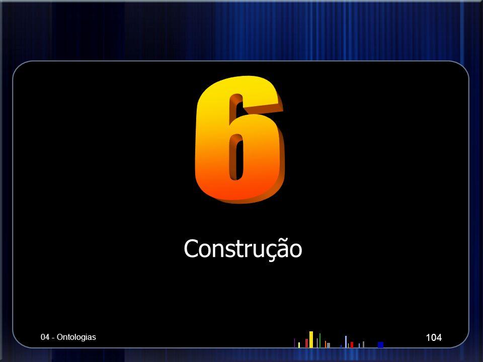 6 Construção 04 - Ontologias