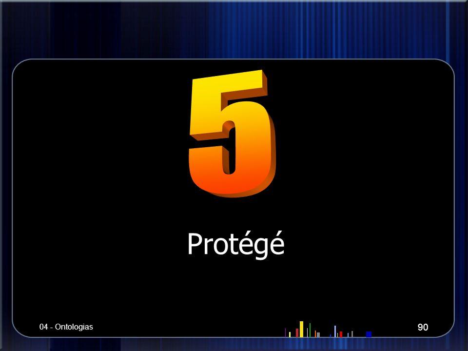 5 Protégé 04 - Ontologias
