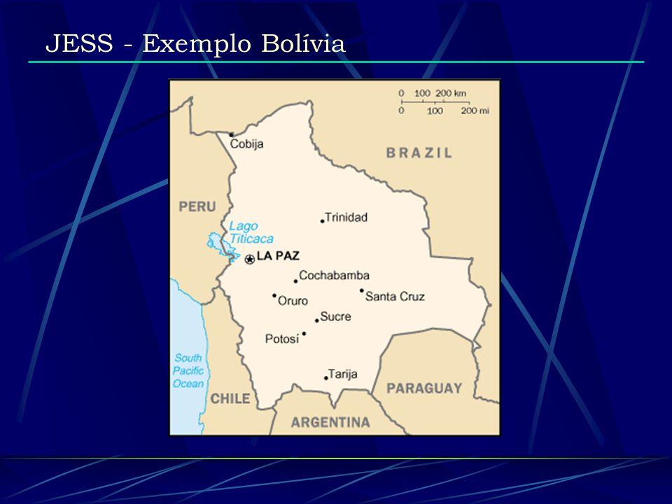 JESS - Exemplo Bolívia
