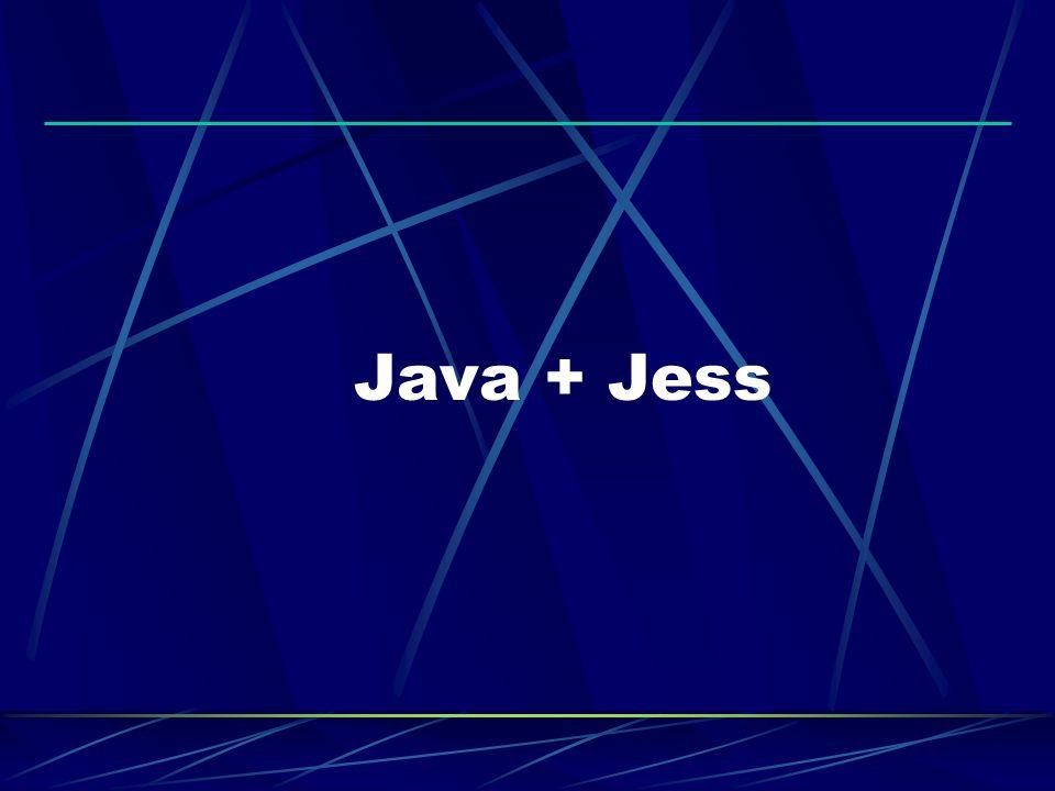 Java + Jess
