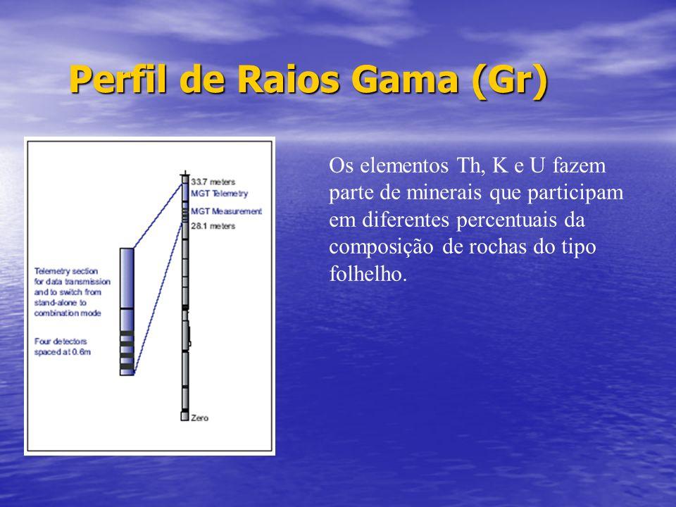 Perfil de Raios Gama (Gr)