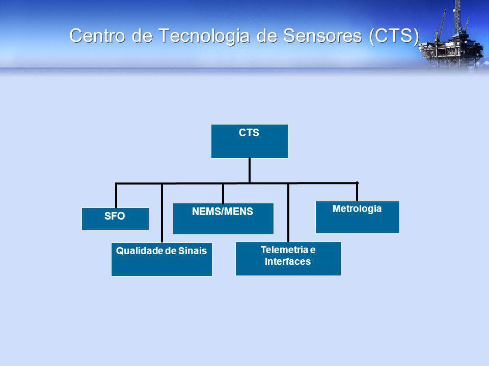 Centro de Tecnologia de Sensores (CTS)