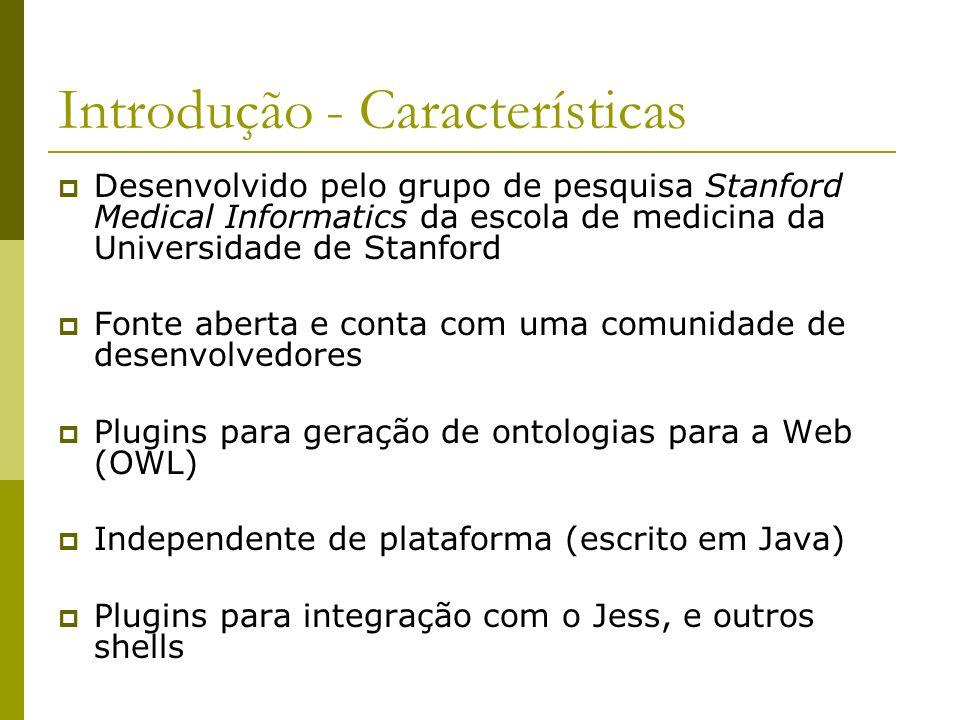 Introdução - Características