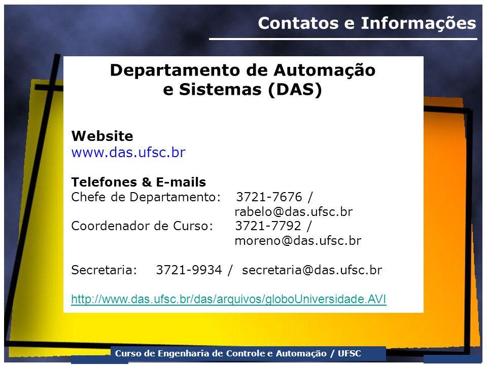 Departamento de Automação
