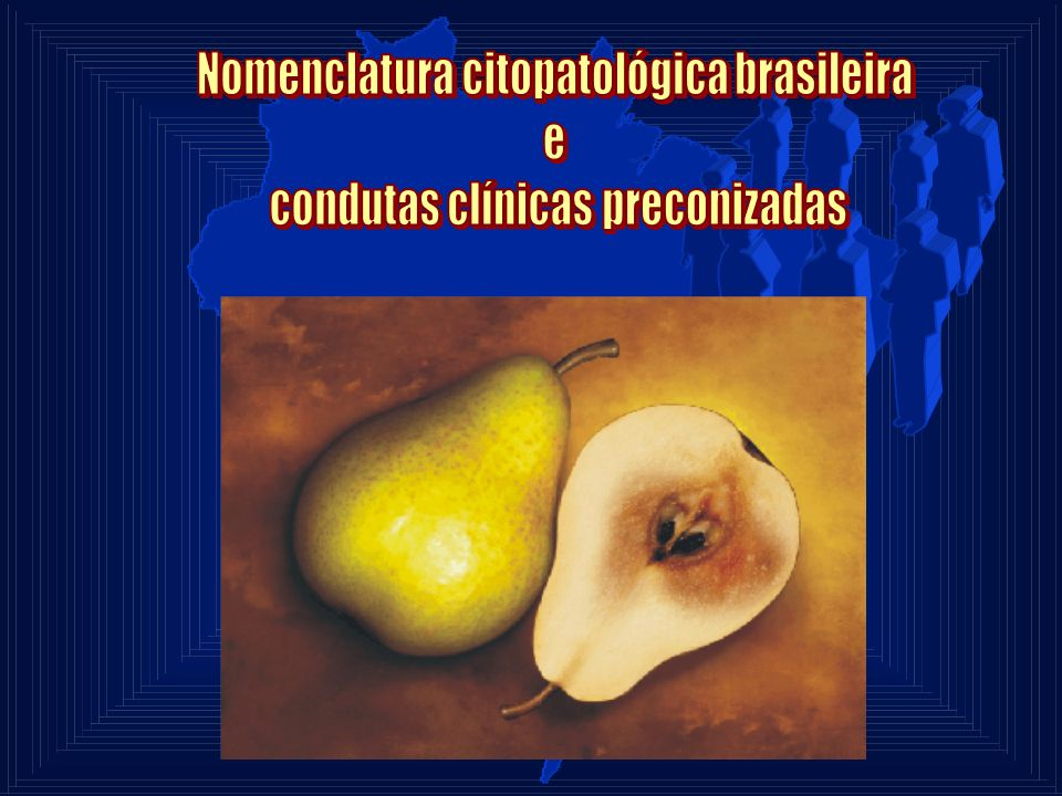 Nomenclatura citopatológica brasileira e