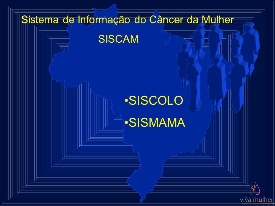 Sistema de Informação do Câncer da Mulher