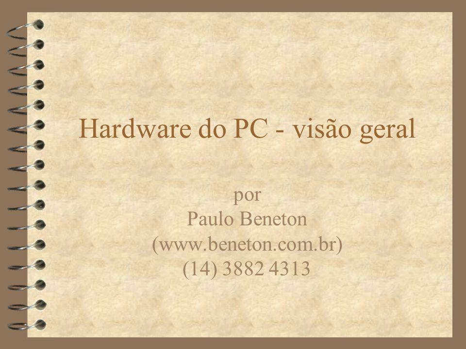Hardware do PC - visão geral