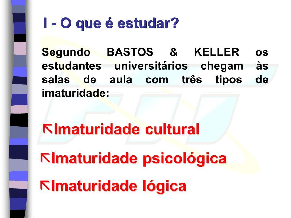 Imaturidade psicológica