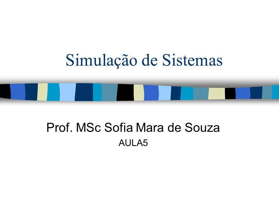 Prof. MSc Sofia Mara de Souza AULA5