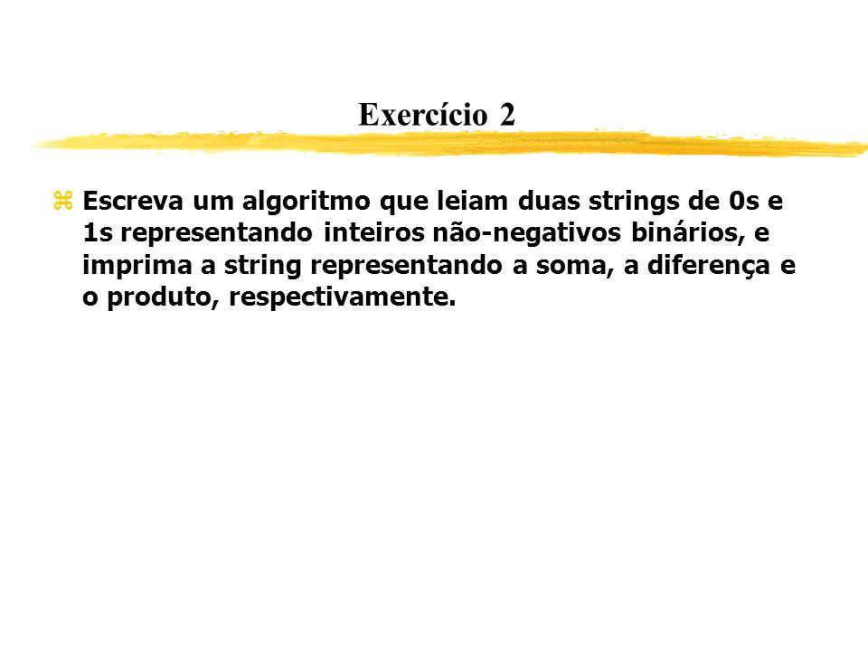 Exercício 2