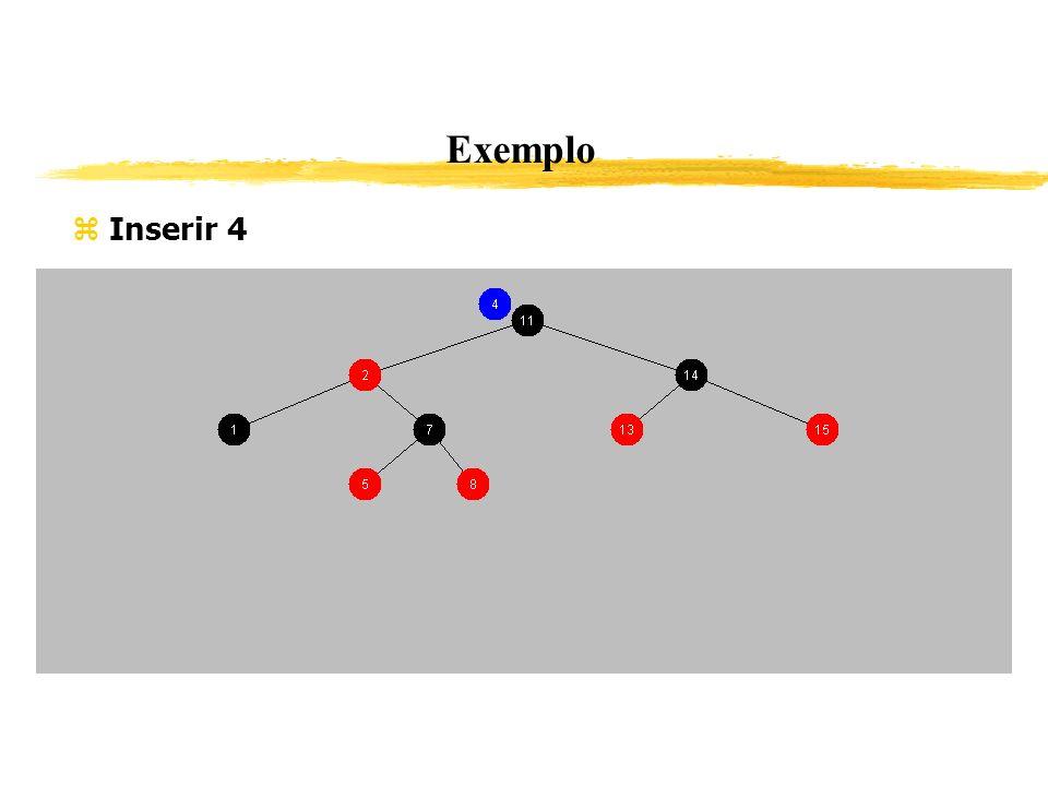 Exemplo Inserir 4 352