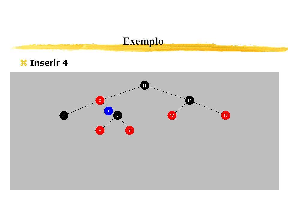 Exemplo Inserir 4 354