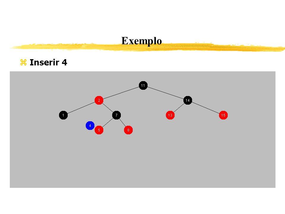Exemplo Inserir 4 355