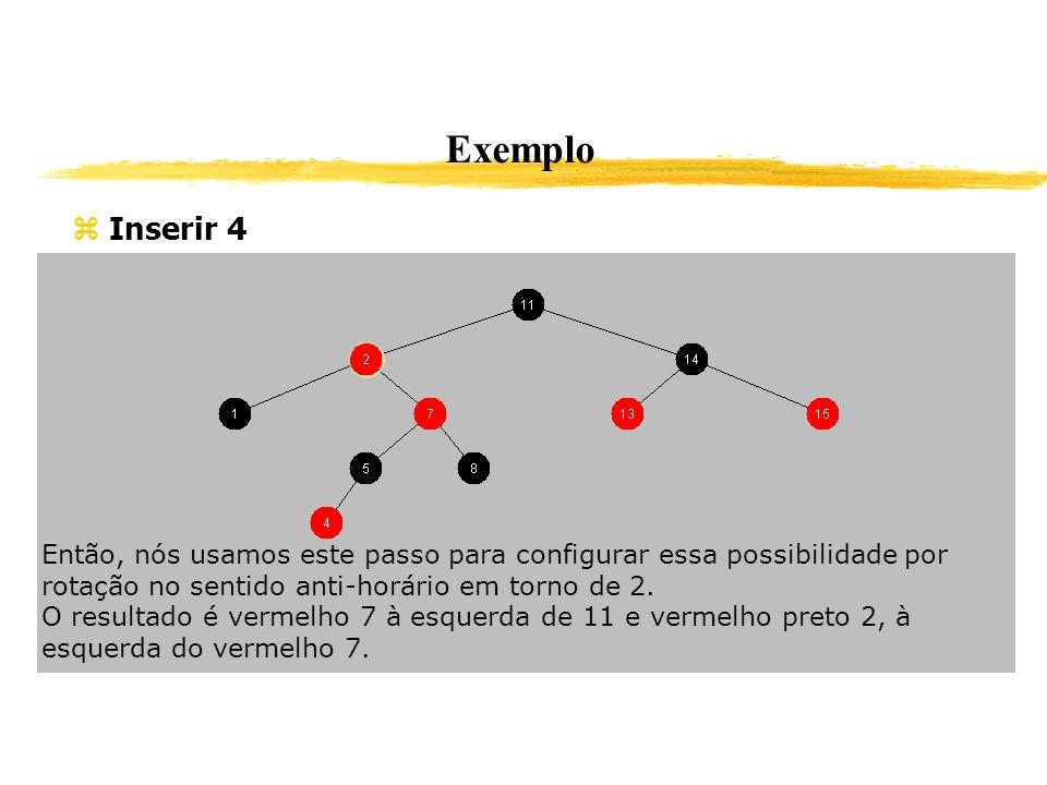 Exemplo Inserir 4.