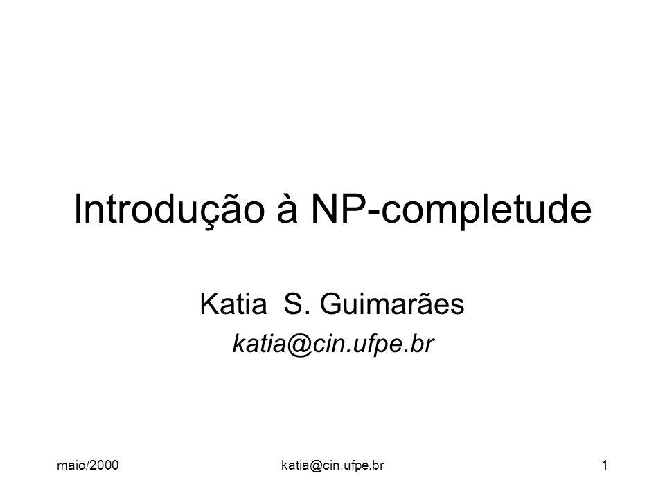 Introdução à NP-completude