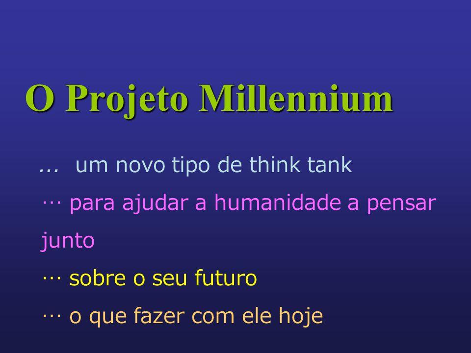 O Projeto Millennium...