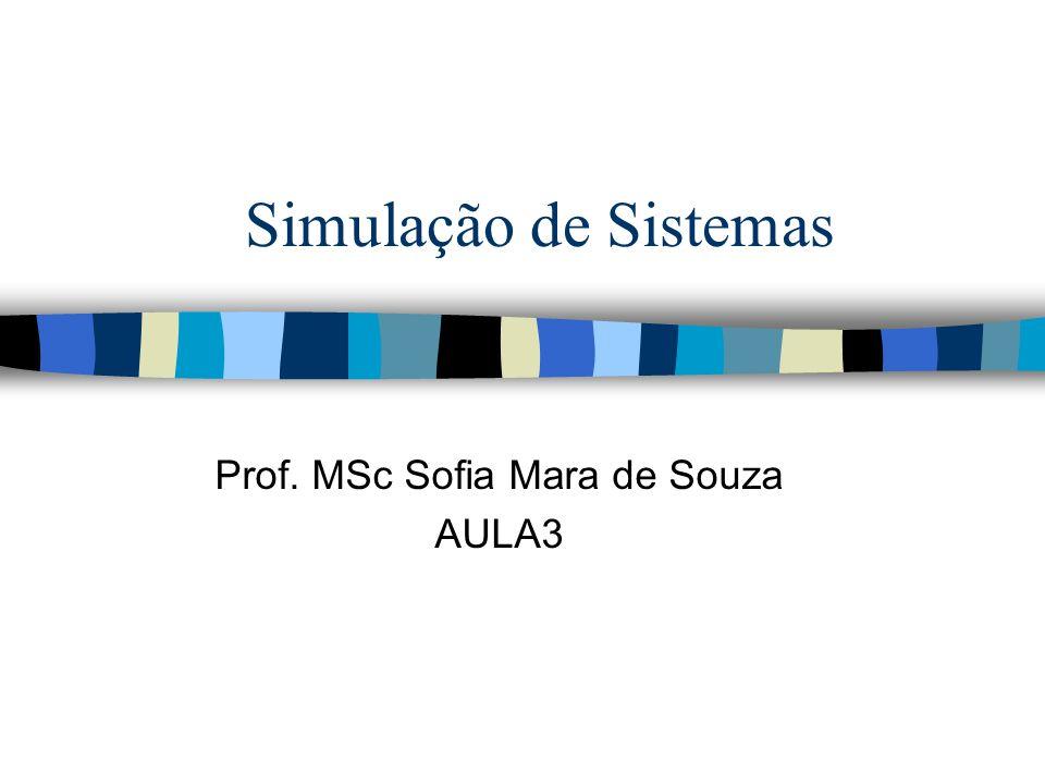 Prof. MSc Sofia Mara de Souza AULA3