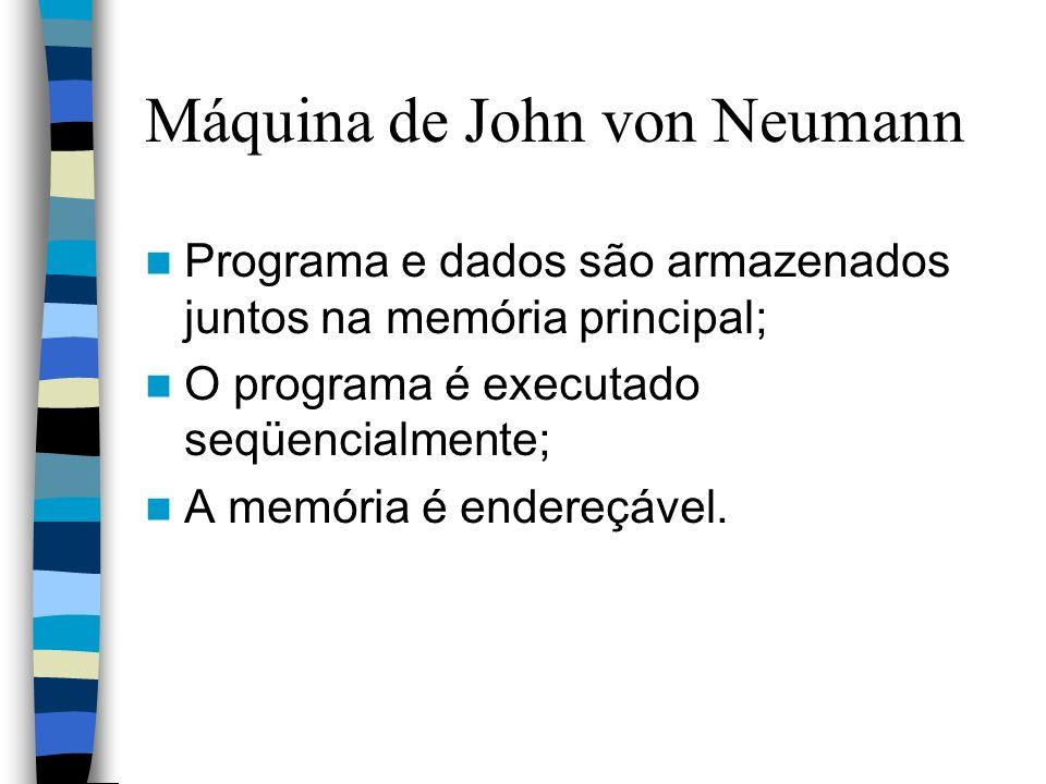 Máquina de John von Neumann