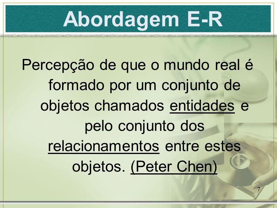 Abordagem E-R