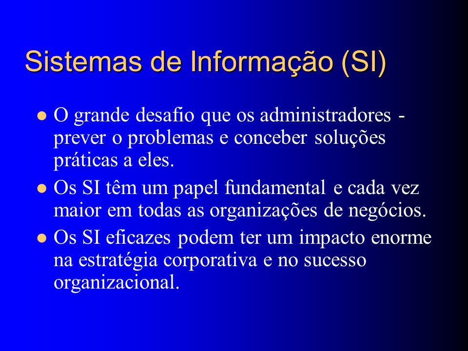 Sistemas de Informação (SI)