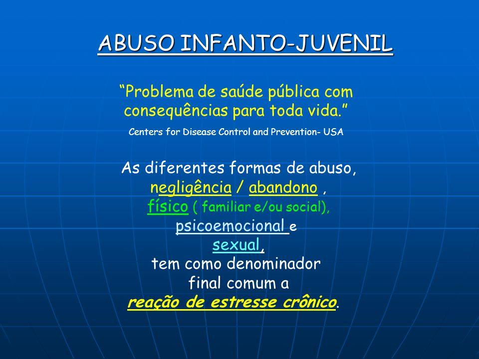ABUSO INFANTO-JUVENIL