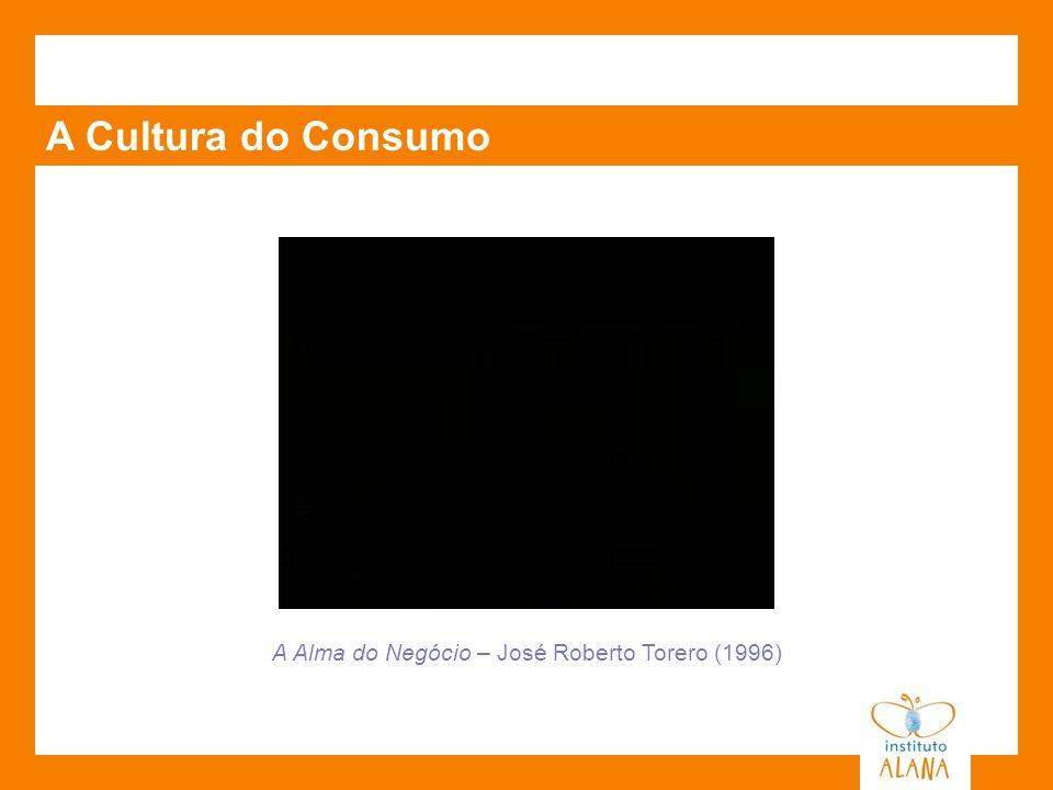 A Alma do Negócio – José Roberto Torero (1996)