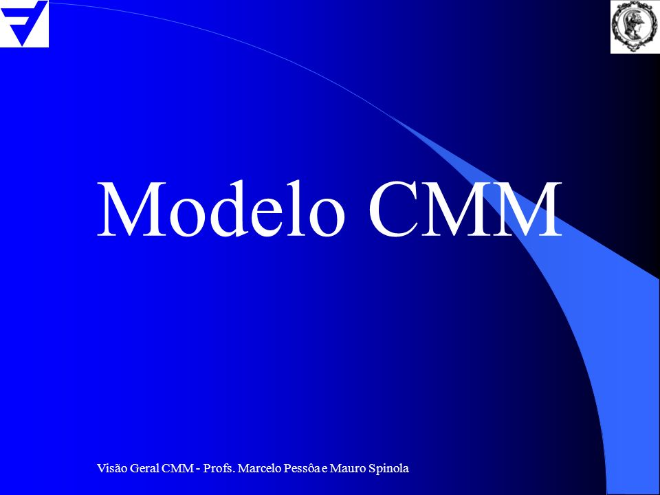 Modelo CMM