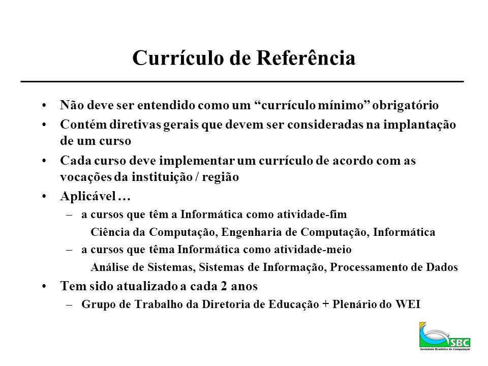 Currículo de Referência