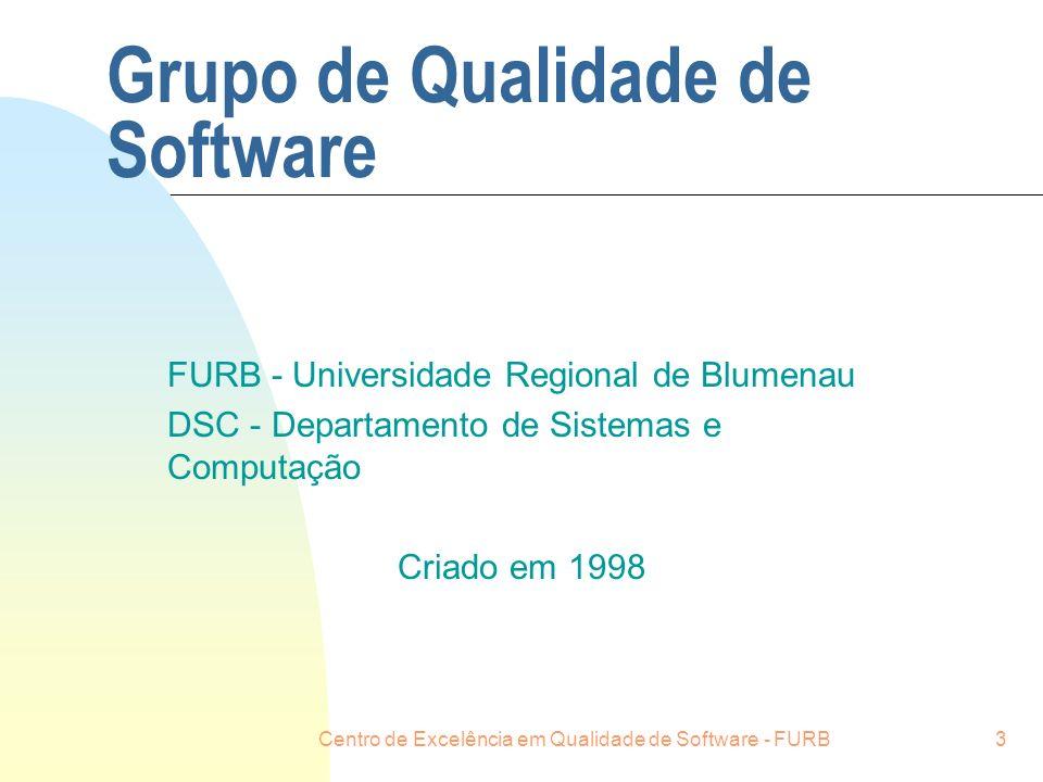 Grupo de Qualidade de Software