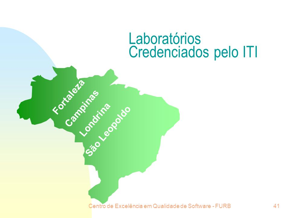 Laboratórios Credenciados pelo ITI
