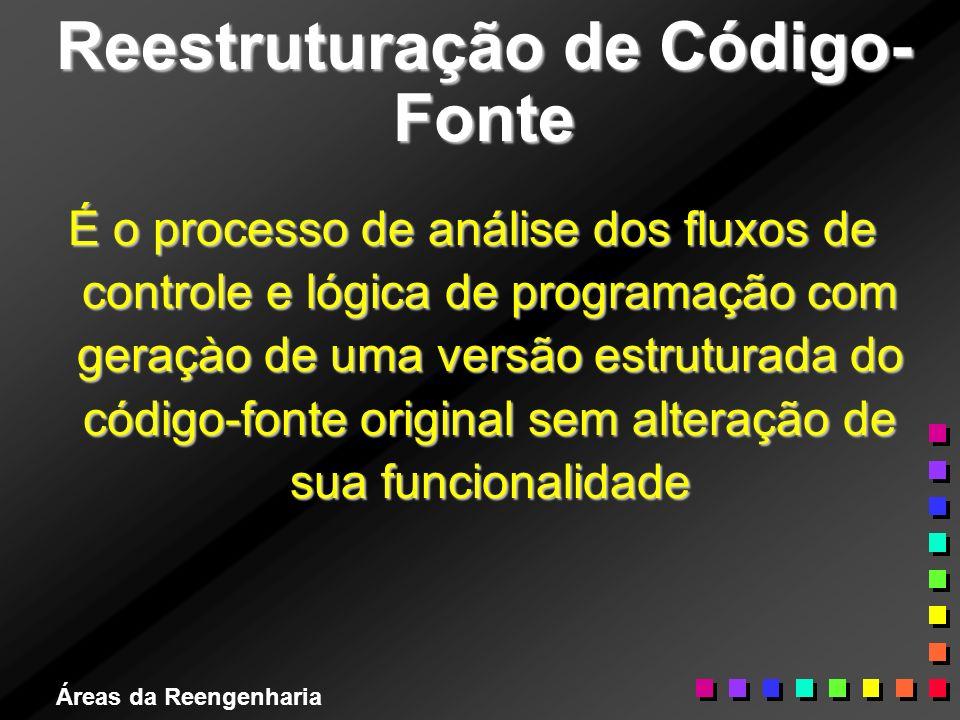 Reestruturação de Código-Fonte