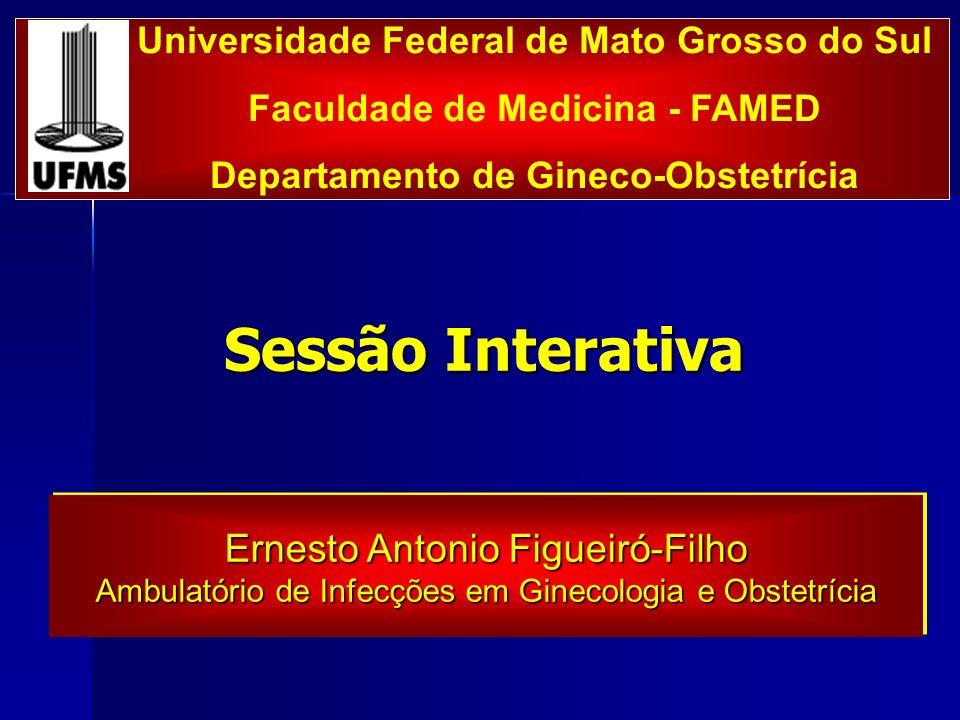 Sessão Interativa Ernesto Antonio Figueiró-Filho