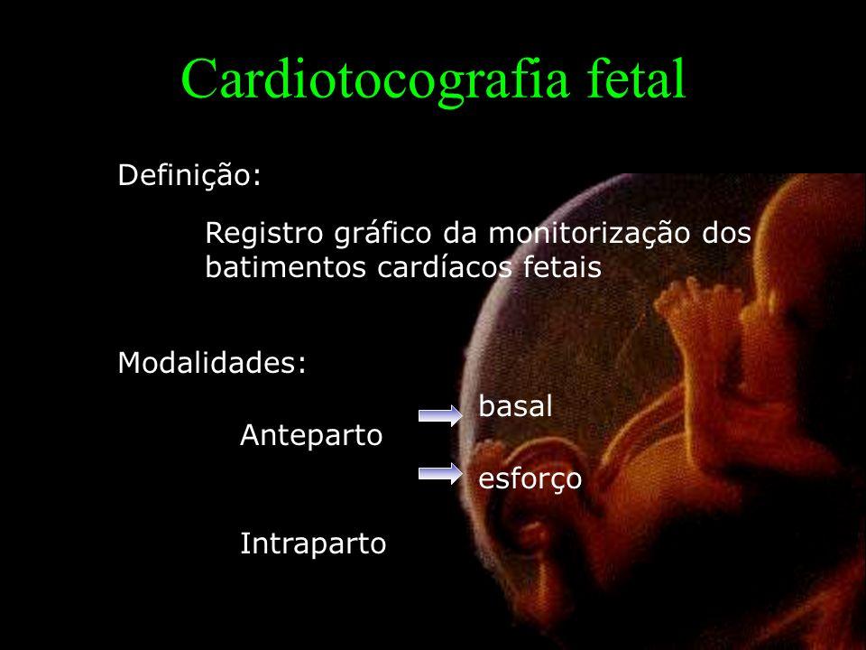 Cardiotocografia fetal