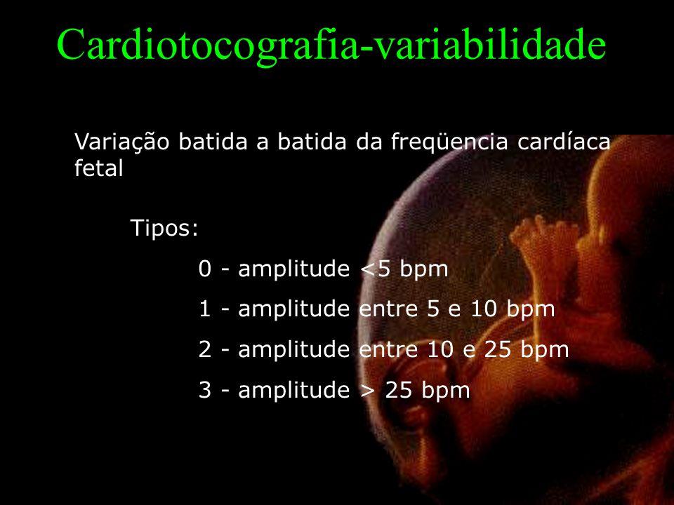 Cardiotocografia-variabilidade
