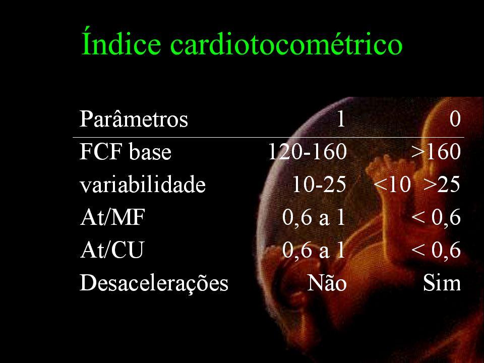 Índice cardiotocométrico