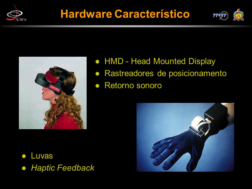 Hardware Característico