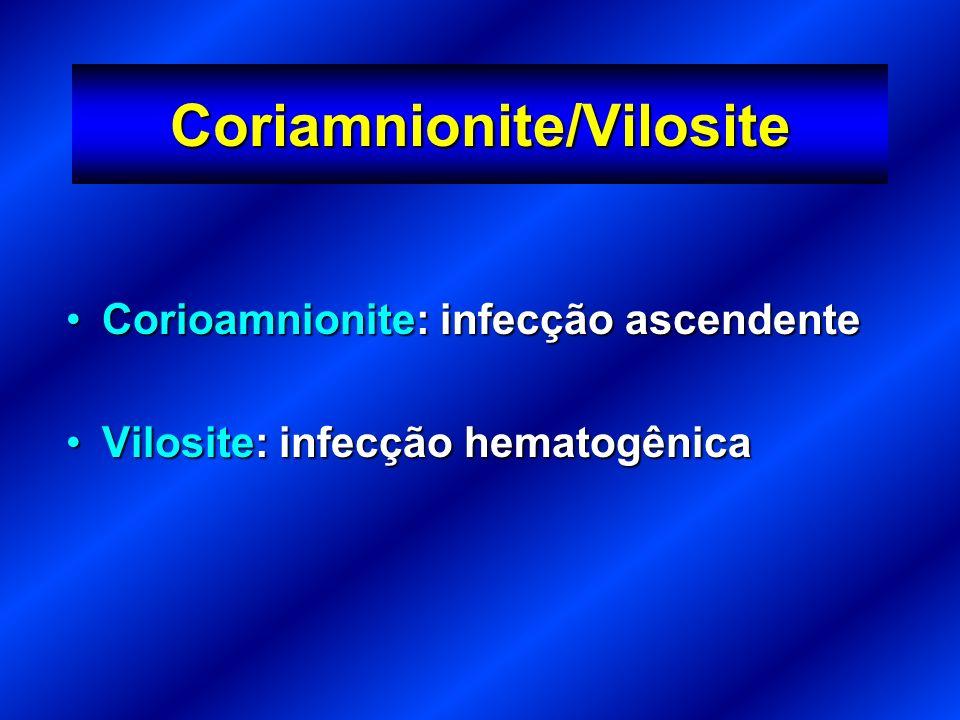 Coriamnionite/Vilosite