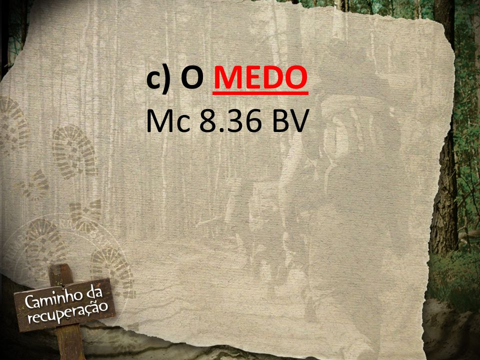 c) O MEDO Mc 8.36 BV