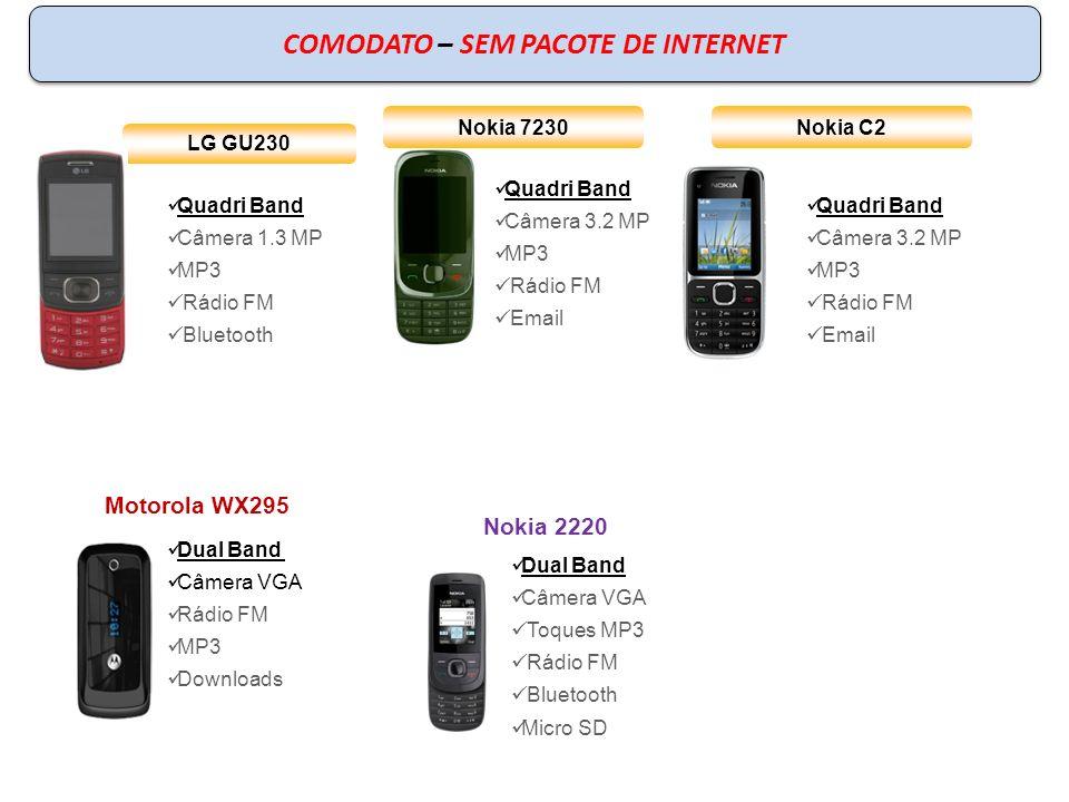 COMODATO – SEM PACOTE DE INTERNET