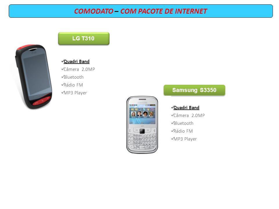 COMODATO – COM PACOTE DE INTERNET