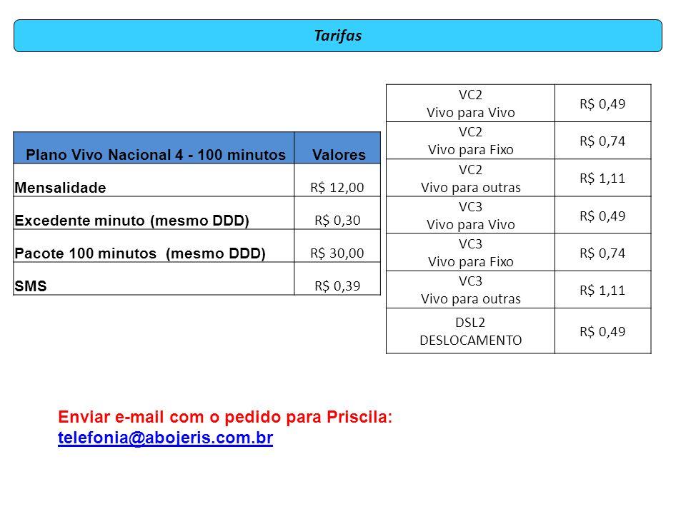 Plano Vivo Nacional 4 - 100 minutos