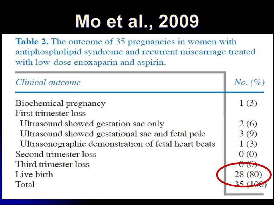 Mo et al., 2009