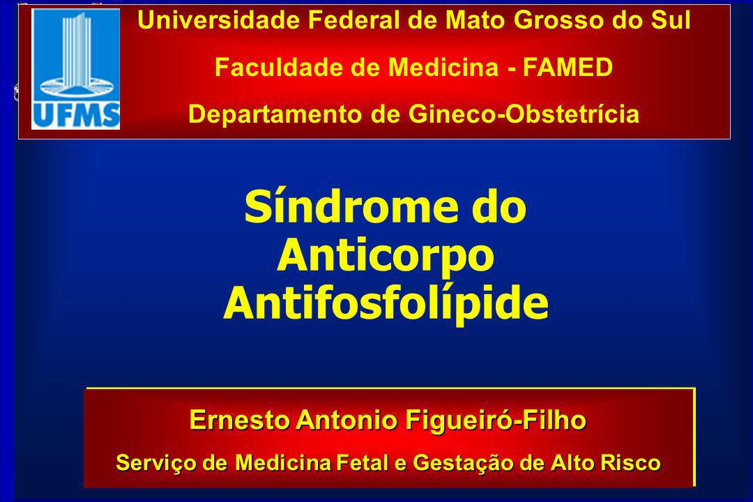 Síndrome do Anticorpo Antifosfolípide