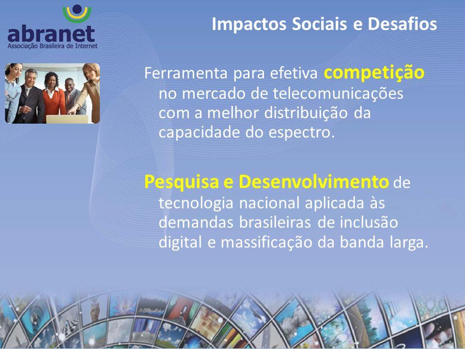 Impactos Sociais e Desafios
