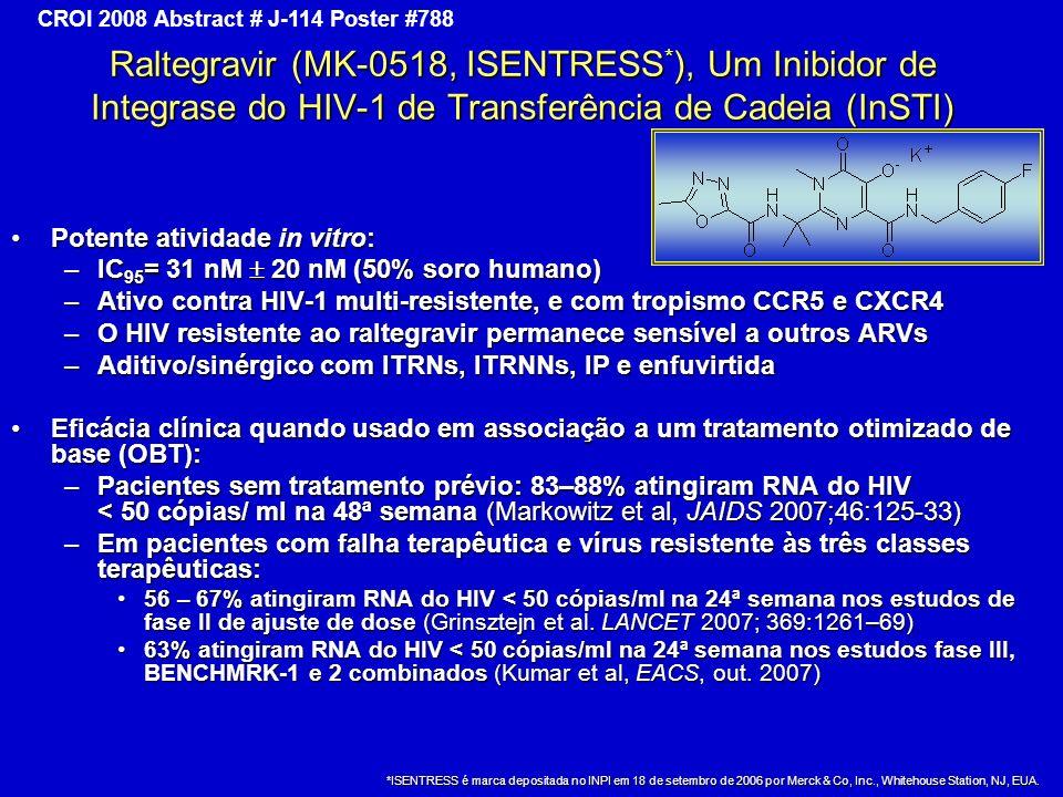 Raltegravir (MK-0518, ISENTRESS